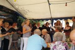 frauenchor gemeindefest