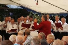 männerchor gemeindefest